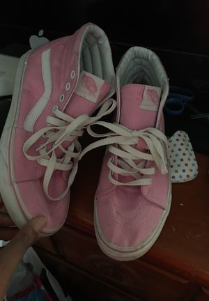 Vans size 7 for Sale in Pittsburgh, PA