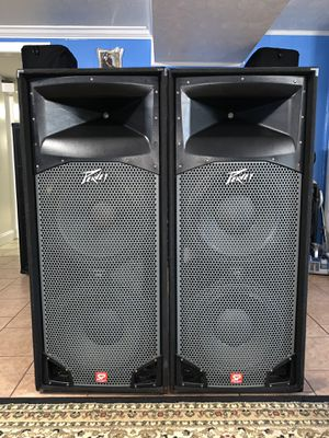 Dj Speakers Two! Peavey Sp4 for Sale in Aspen Hill, MD