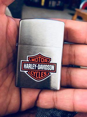 Harley Davidson Zippo Lighter for Sale in Valley Home, CA