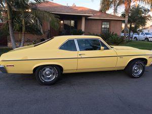 1972 nova for Sale in Whittier, CA
