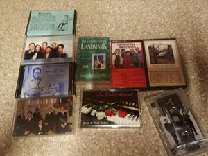 Country cassette tapes with case for Sale in Baton Rouge, LA