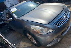 2007-2015 INFINITI G37 G35 G25 Q40 SEDAN PART OUT! for Sale in Fort Lauderdale, FL