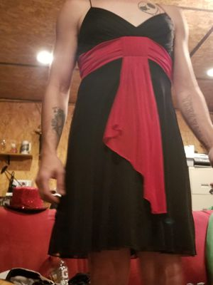 Black and Red Sun Dress for Sale in Portland, OR