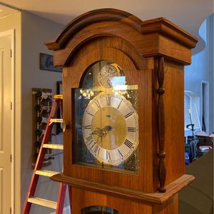 Tempus Fugit Grandfather Clock for Sale in Chandler, AZ