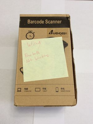 Barcode scanner for Sale in Los Angeles, CA