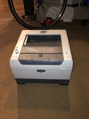 Brother laser printer for Sale in Seattle, WA