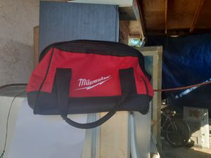 Milwaukee tool bag for Sale in Lincoln Acres, CA