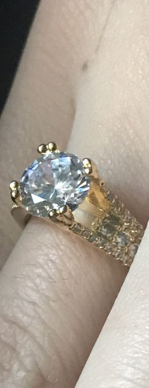 TWO 18K Golden Wedding Rings for ONE price for Sale in Riverside, CA