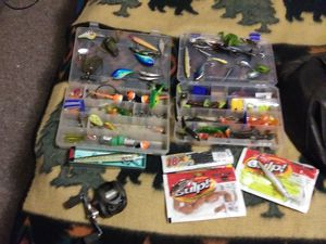 Fishing tackle for Sale in Thornton, CO