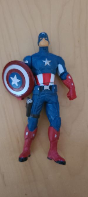Captain America action figures for Sale in Orlando, FL
