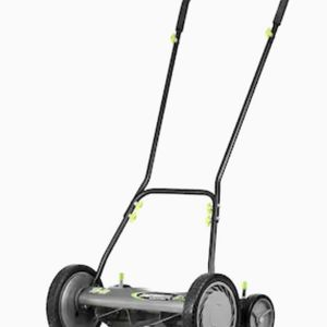 Earthwise 16-in Reel Lawn Mower for Sale in Los Angeles, CA