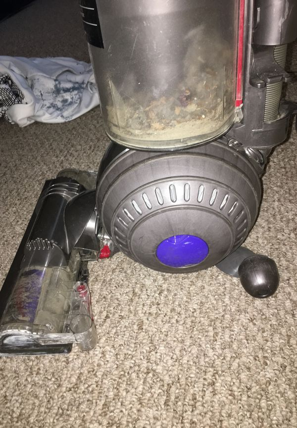 Dyson ball vacuum works perfect