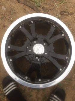 """17"""" rims 4 lug universal for Sale in Ontario,  CA"""