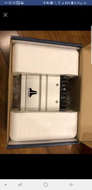amplifier jl audio 500/1 like new for Sale in Boston, MA