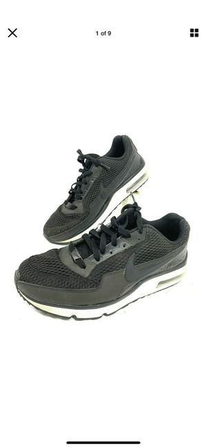 NIKE Air Max LTD 3 Black Men's Running Shoes 842365 010 Size 10 for Sale in Irvine, CA
