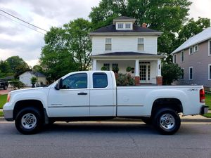 2010 GMC SIERRA 2500 HD Extended Cab 4x4 for Sale in Laurel, MD