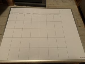 White Board Calendar for Sale in Los Angeles, CA