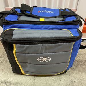 Blue Insulated Lunchbox / Cooler for Sale in San Juan Capistrano, CA