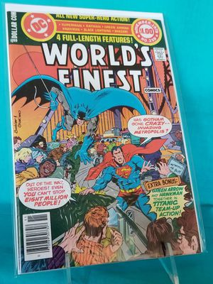 DC Comics Worlds Finest #259 Batman Superman for Sale in Rancho Cucamonga, CA