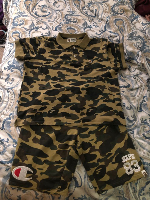 BAPE FIT SIZE SMALL