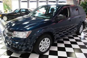 2014 Dodge Journey CLEAN CARFAX 3RD ROW for Sale in Lombard, IL