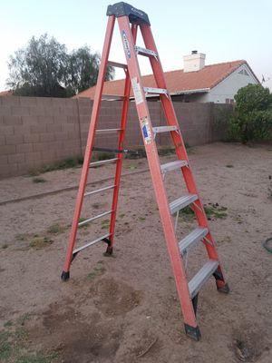 werner 8' ladder for Sale in Phoenix, AZ