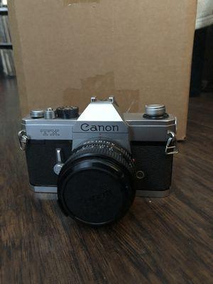 Canon Tx 35mm for Sale in San Antonio, TX