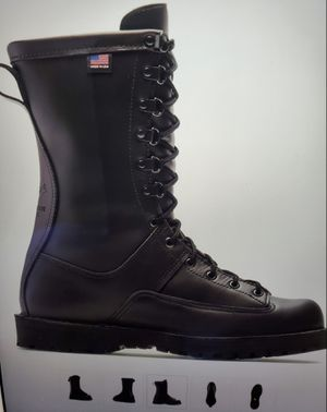 DANNER LEATHER MENS WORK BOOTS for Sale in Fairfax, VA