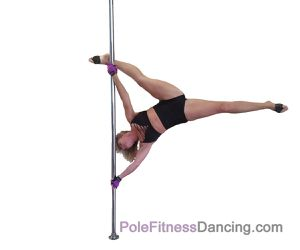 Xpole Xpert Pro Pole exercise strip tease for Sale in Lake Charles, LA
