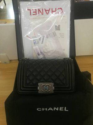 Black Chanel bag for Sale in Mount Rainier, MD