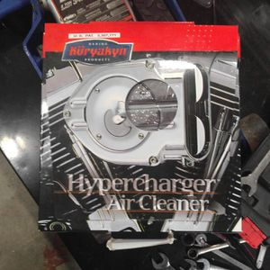 Brand new kuryakyn hypercharger for Harley Davidson motorcycles for Sale in Millbury, MA