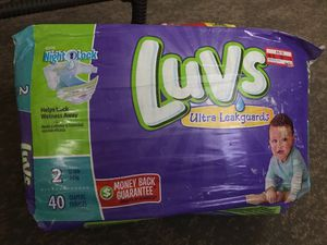 Luvs Diapers for Sale in High Point, NC