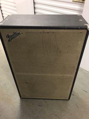 Vintage 60's fender bandmaster speaker cab for Sale in Portland, OR
