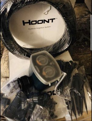 Hoont outdoor irrigation system for Sale in Garland, TX