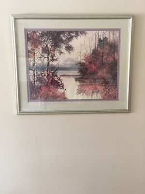 Picture - Professionally Framed for Sale in Midland, MI