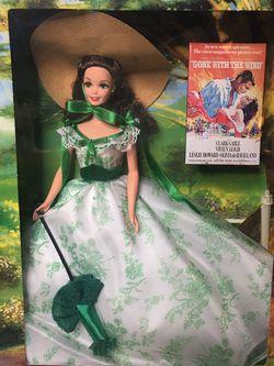 Barbie as Scarlet O'Hara in BBQ Dress for Sale in Los Angeles,  CA