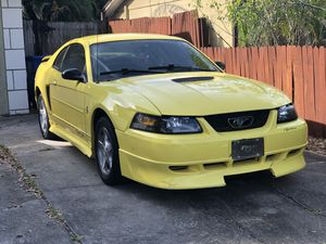 2002 Ford Mustang With Python Body Edition for Sale in St. Petersburg, FL