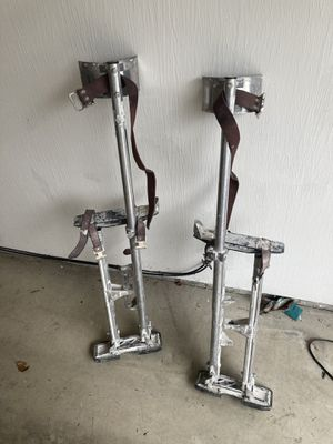 Drywall stilts for Sale in North Ridgeville, OH