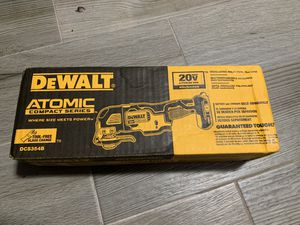 Dewalt brushless multitool NO BATTERY for Sale in Chula Vista, CA