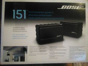 Bose/speaker for Sale in Grosse Pointe Park, MI