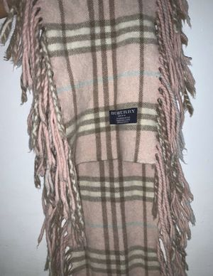 Burberry $130 scarf for Sale in Covina, CA