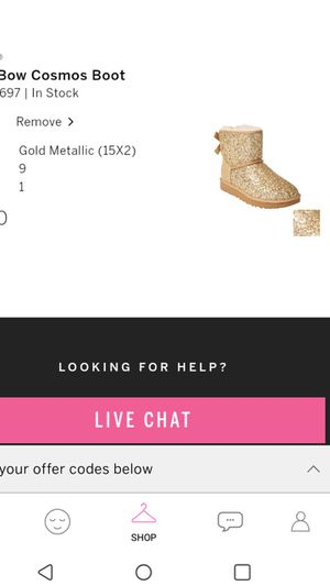 UGGS BRAND NEW IN BOX for Sale in Irving, TX