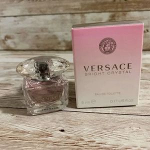 Versace Bright Crystal MINI perfume for Sale in Los Angeles, CA