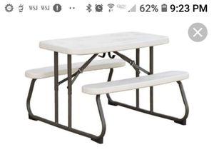 Lifetime toddler table for Sale in Gilbert, AZ