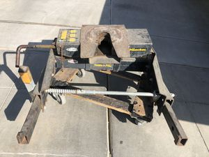 5th wheel hitch for Sale in Fresno, CA