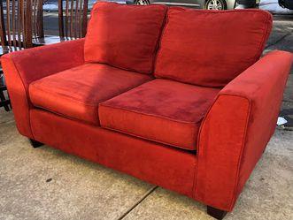 #481323 Red Loveseat for Sale in Philadelphia,  PA