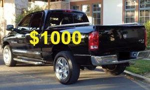 🔥🔑🔑$1000🔑🔑 For Sale URGENT 🔑🔑2005 Dodge Ram 1500 CLEAN TITLE🔑🔑 for Sale in Washington, DC