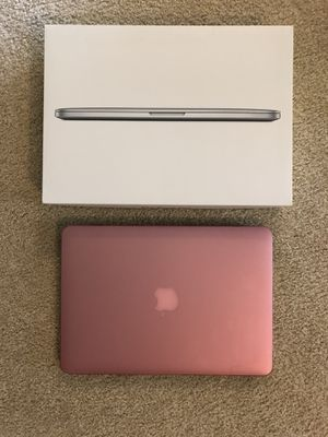 """Mac Book Pro 13"""" Retina Display - 2012 - needs new top case for Sale in Bellevue, WA"""