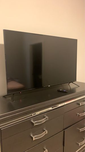 50 inch smart tv for Sale in Fort Worth, TX