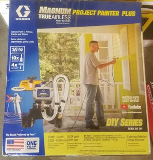 Graco Magnum project painter for Sale in Temple Terrace, FL